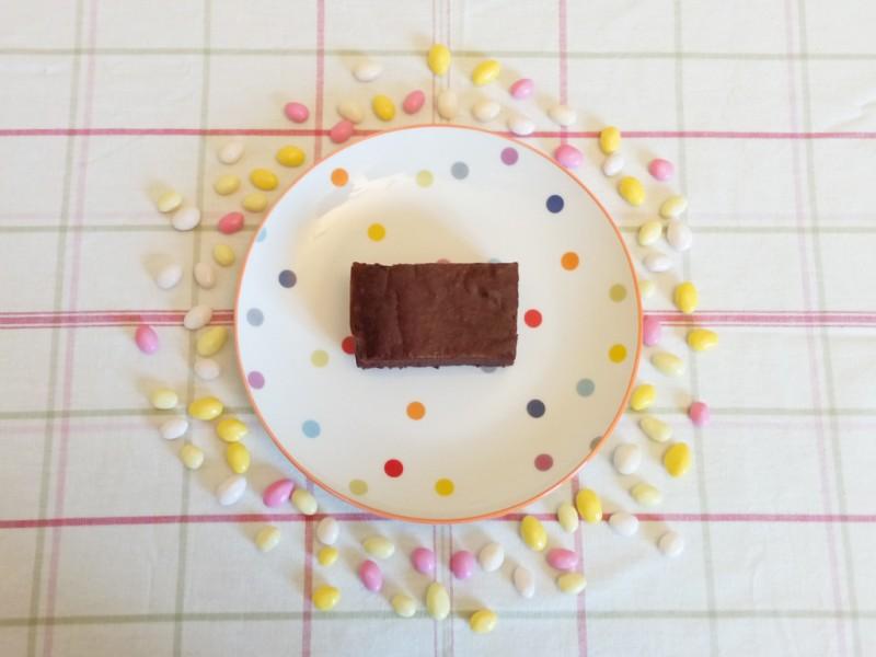 Gâteau facile au chocolat et à la crème de marron
