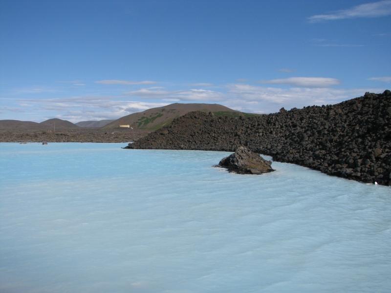 Annvie's - Blue lagoon - Islande