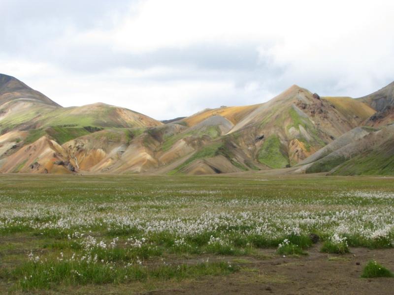 Annvie's - Landmannalaugar - Islande