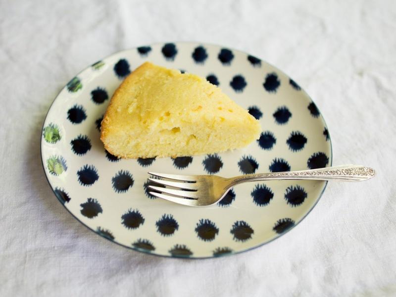 Annvie's - gâteau moelleux au citron