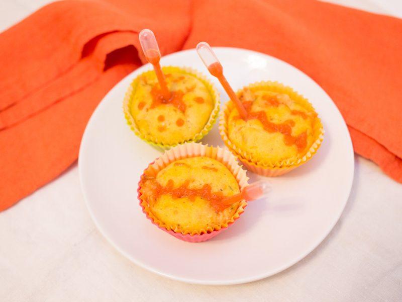 Annvie's - Muffins citrouille