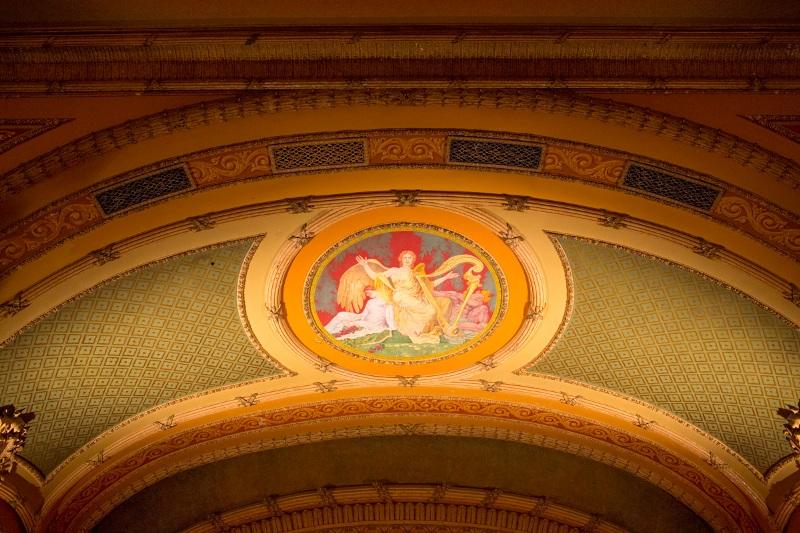 Annvie's - Movie theater