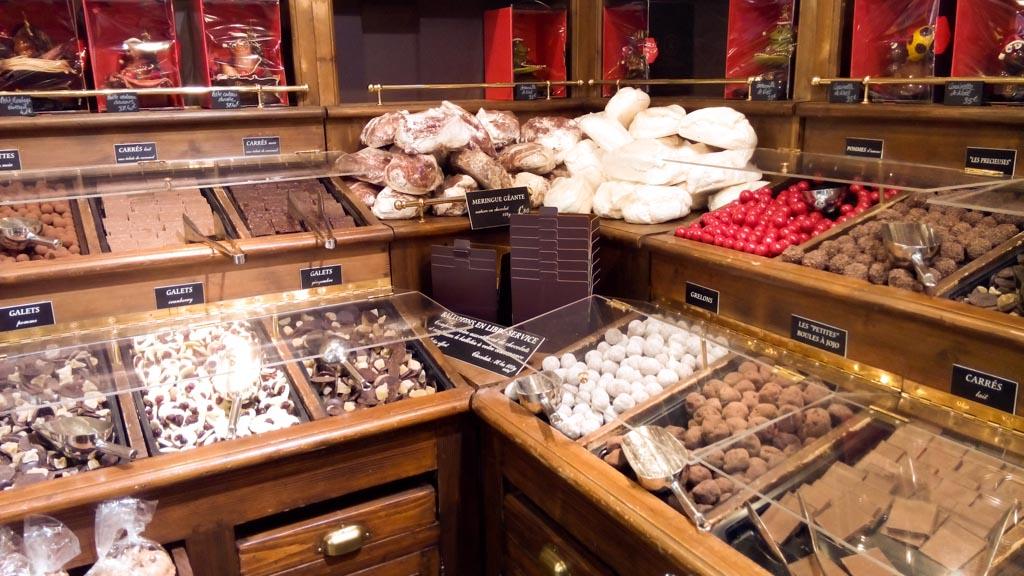Annvie's - Chocolatiers Paris