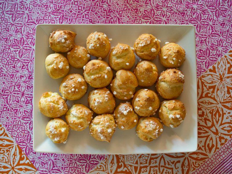 Annvie's - chouquettes