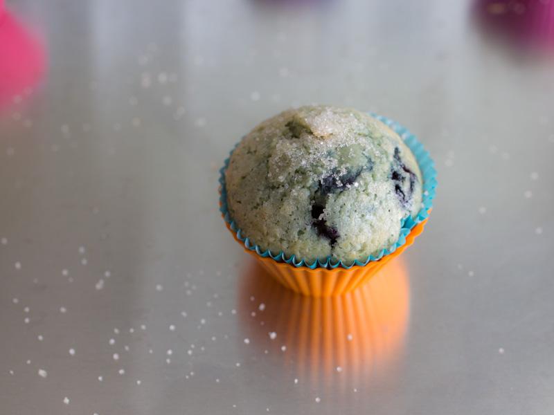 Annvie's - muffins myrtille