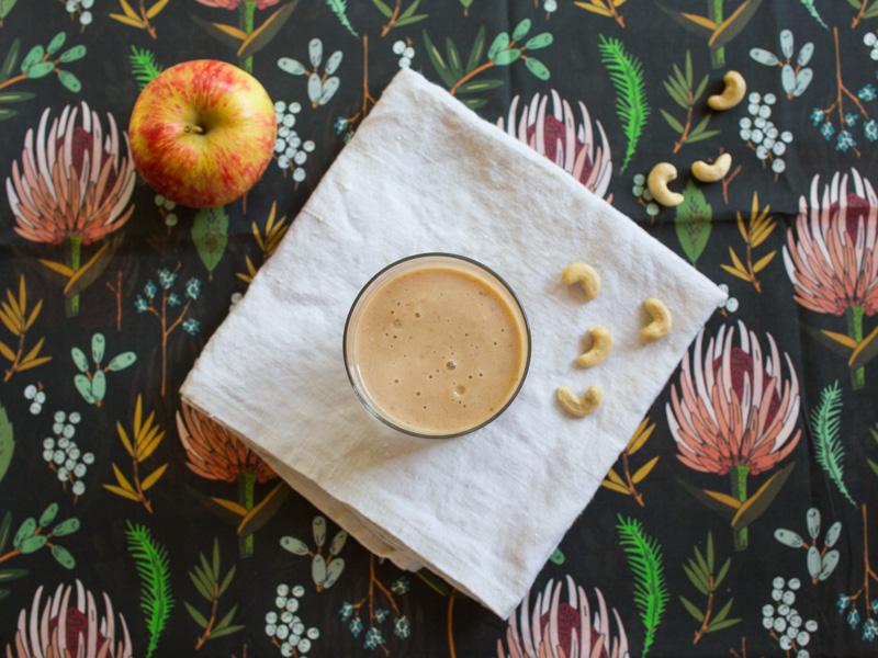 Annvie's - smoothie crémeux d'automne
