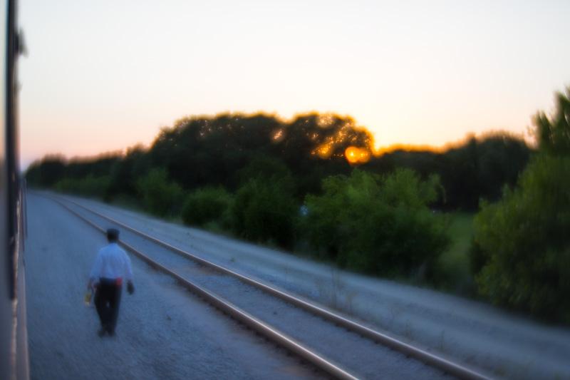 Annvie's - train
