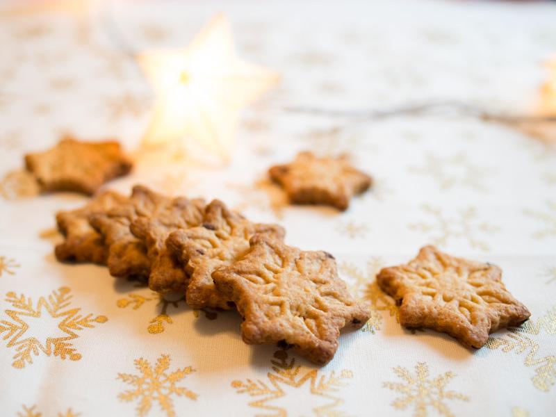 Annvie's - Biscuits au yuzu
