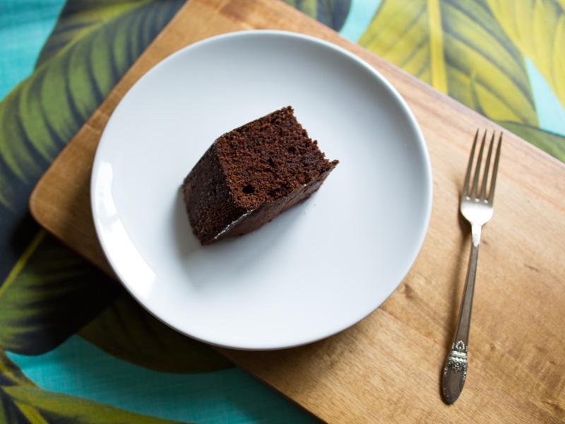 Annvie's - Gâteau fondant au chocolat