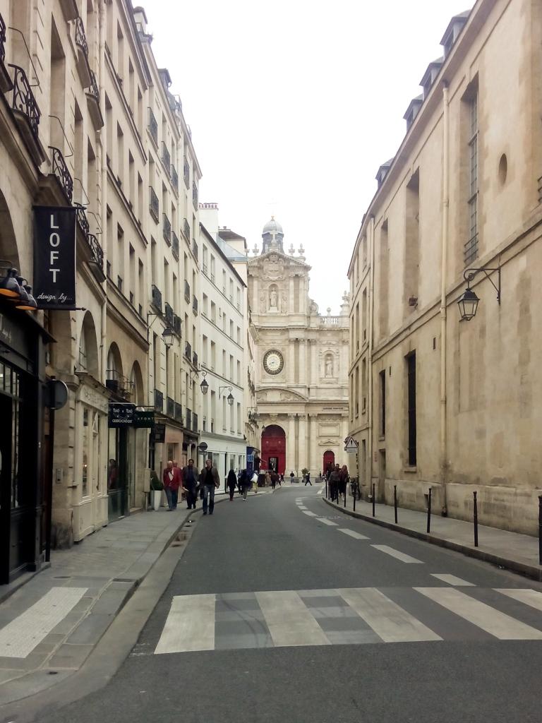 Yellowkorner Paris Francs Bourgeois annvie's que faire dans le quartier du marais à paris